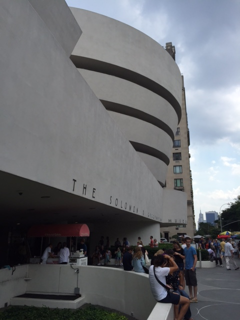 The Guggenheim.